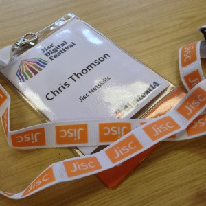 Jisc Digifest badge