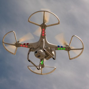 Image of a Phantom UAV